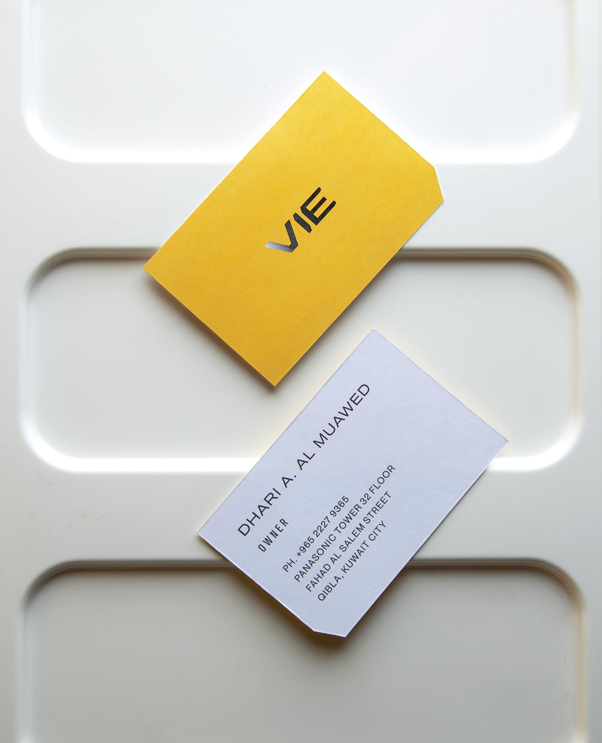 طراحی کارت ویزیت شخصی
