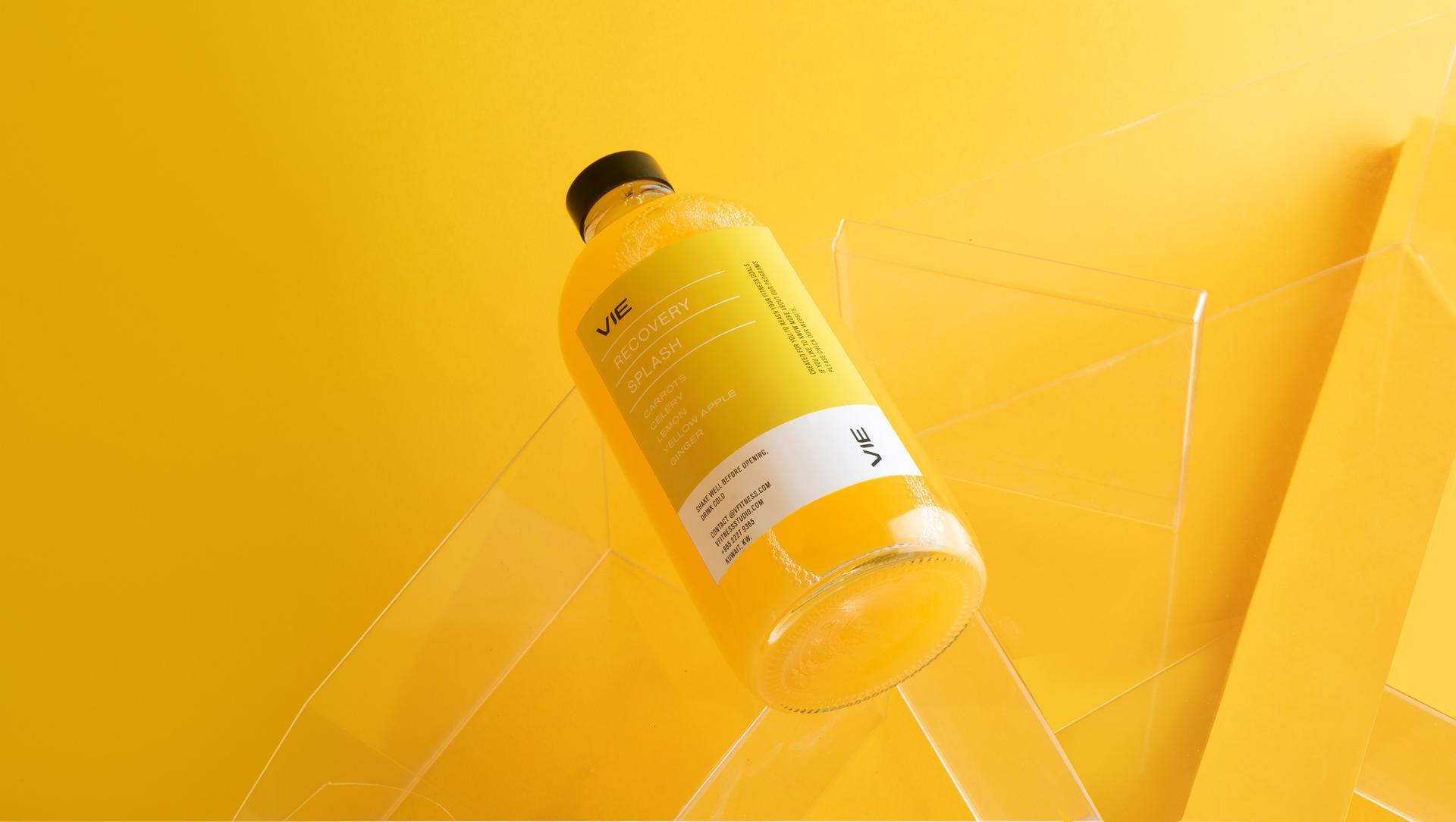 طراحی برچسب نوشیدنی